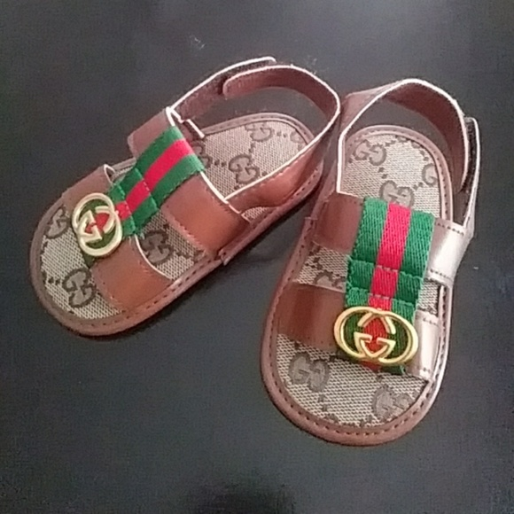 a1457adb9 Gucci Shoes | Baby Sandals | Poshmark
